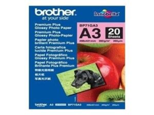 BROTHER_A3_Glossy_Inkjet_paper_260g