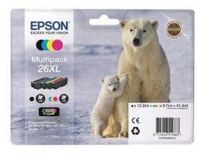 _EPSON_Ink_T26_Multipack_XL___4_colours__