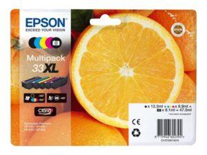 Epson_Claria_Premium_33XL_mustepatruuna_CMYK