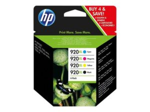 HP_920XL_Combo-pack_Black_Cyan_Magenta_Yellow_Officejet_Ink_Cartridges