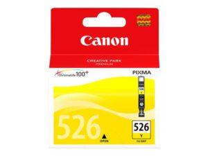Canon_CLI-526Y_keltainen