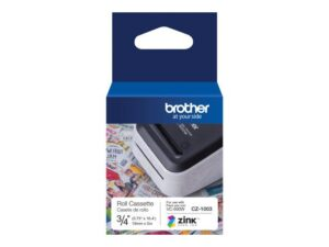 Brother_CZ-1003_tape_white_19mm_x_5m