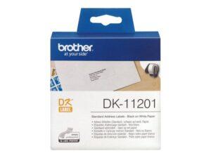 BROTHER_DK-rullatarra_valkoinen_paperi__29mmx90_3mm__400kpl