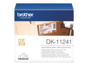 BROTHER_DK-rullatarra_valkoinen_paperi_