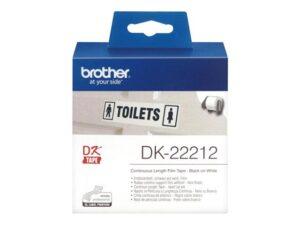 BROTHER_DK-rullatarra_valkoinen_filmi_62mm_15_2m