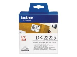 BROTHER_DK-22225_CONTINUOUS_PAPER_TAPE_38MM