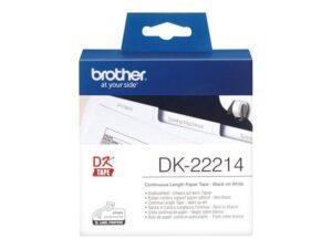 BROTHER_DK-rullatarra_valkoinen_paperi_12mm_30_5m