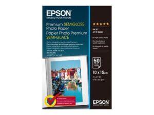 EPSON_VALOKUVAPAPERI_Premium_Semi-Glos_251g_10x15