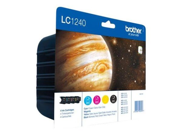 BROTHER_LC-1240_VALUE_PACK__BK_C_M_Y__