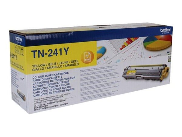 Brother_TN-241Y